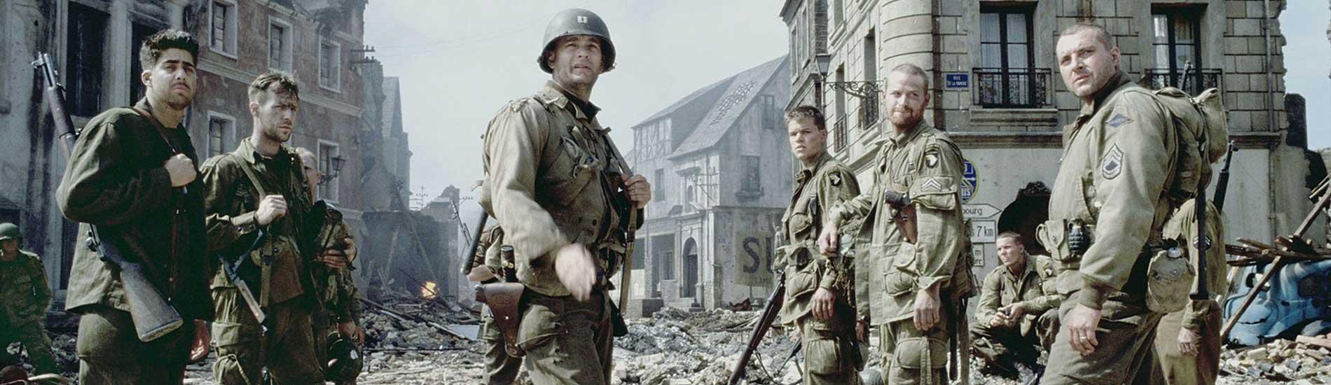 Mejores películas de la Segunda Guerra Mundial