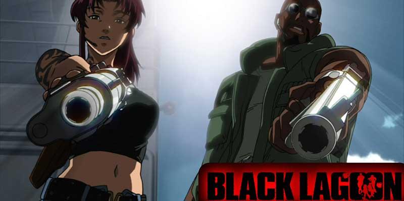 Mejores Animes De Acción Con Armas De Fuego