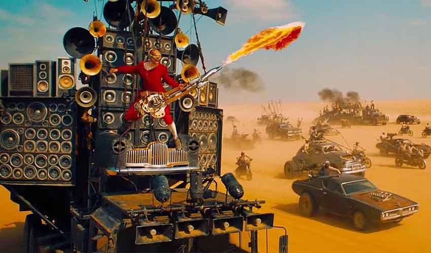 Mad Max, 10 Mejores películas del 2015