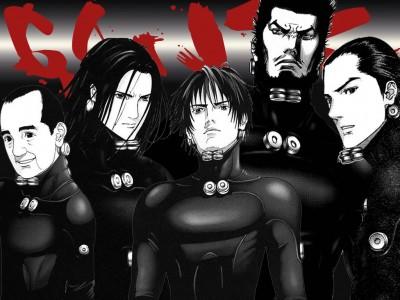 Gantz Mejores Animes de la Historia